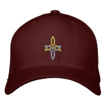 Embroidered Wedding Star Embroidered Baseball Cap