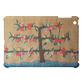 Embroidery apple tree Speck Case iPad Mini Case