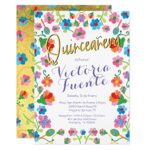 Spanish Birthday Invitations Zazzle