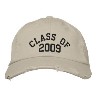 Embroidery for the Graduate Baseball Cap
