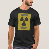 Embroidery Radioactive T-Shirt