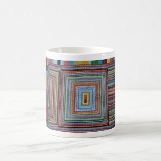 Embroidery Sampler Mug