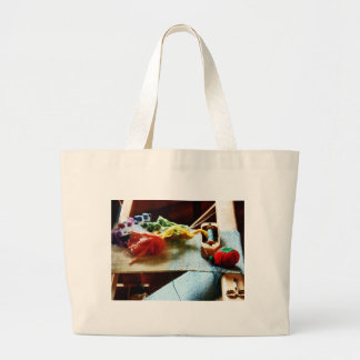 Embroidery Supplies Canvas Bags