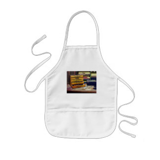 Embroidery Thread for Sale Kids' Apron