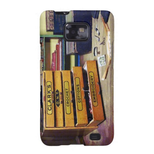 Embroidery Thread for Sale Samsung Galaxy SII Case
