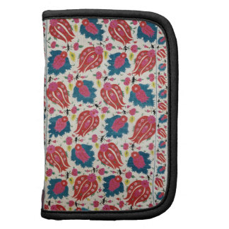 Embroidery Turkish textile Folio Planners