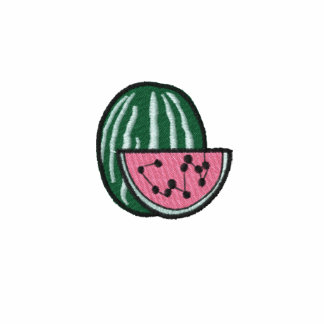 EMBROIDERY- WATERMELON IS A DELICIOUS FRUIT EMBROIDERED JACKET