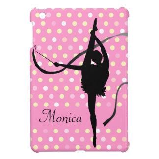 Embroma a los chicas nombrados ipad del rosa del l iPad mini protectores