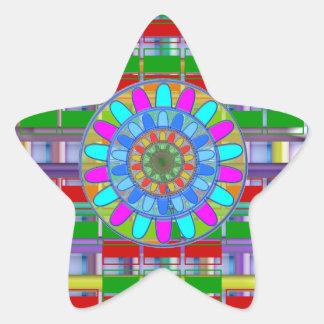 Embroma el cuarto de invitados Deco de n: Pegatina En Forma De Estrella