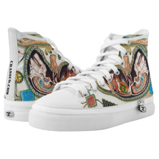 Embryo Funky Printed Shoes