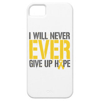 Embryonal Rhabdomyosarcoma I Will Never Ever Give iPhone 5 Case