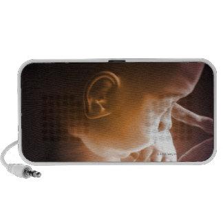 Embryonic Development 5 Laptop Speakers