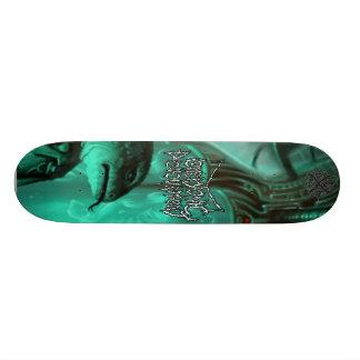 Embryonic Devourment Skateboard - Customized