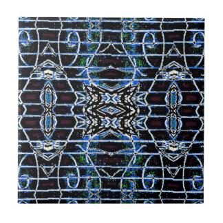 Embutido hastiado azulejo cuadrado pequeño