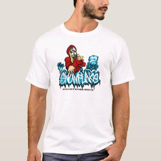 Emcee Snowflake-Britney-Big Brother T-Shirt
