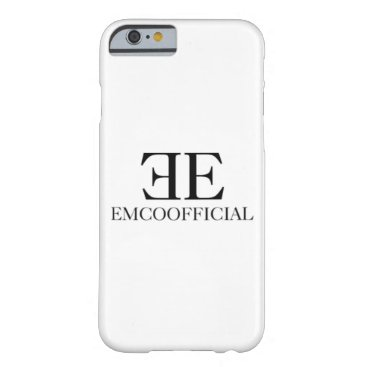 EmCoOfficial Barely There iPhone 6 Case