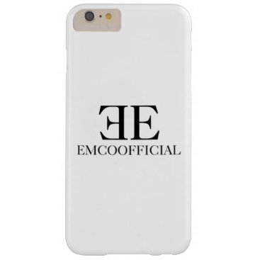 EmCoOfficial Barely There iPhone 6 Plus Case