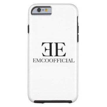 EmCoOfficial Resilience Tough iPhone 6 Case