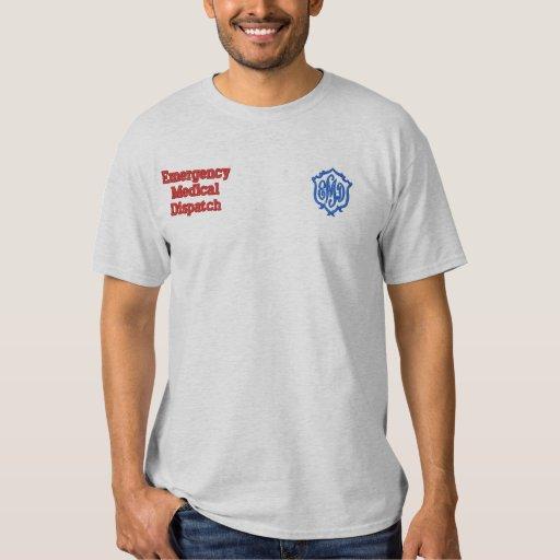 EMD DISPATCH EMBROIDERED T-Shirt