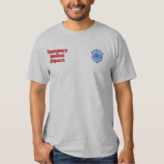 EMD DISPATCH EMBROIDERED T-Shirt