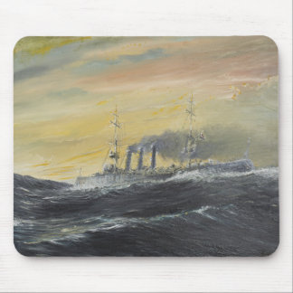 Emden rides the waves Indian Ocean 1914 2011 Mouse Pad