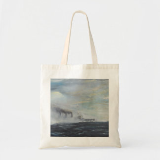 Emden 'The Swan of the East' 1914 2011 Budget Tote Bag