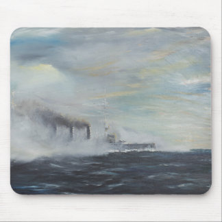 Emden 'The Swan of the East' 1914 2011 Mouse Pad