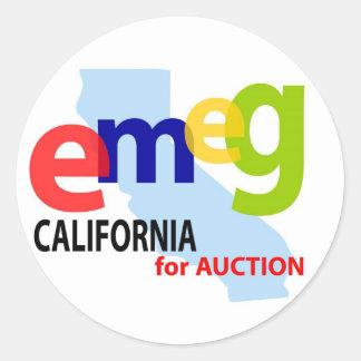 eMeg Sticker