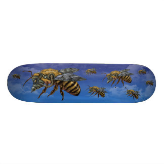 "Emek ""Bees"" Skate Decks"