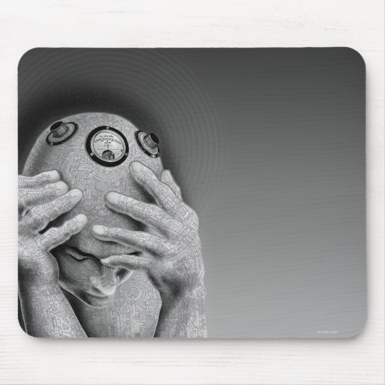 emek_cyberman_mousepad mouse pad