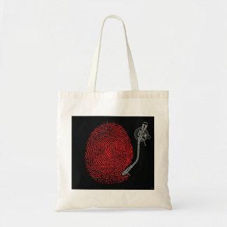 emek_dj_shadow_mouse budget tote bag