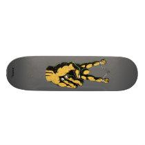 """Emek """"Peace"""" Skateboard"""