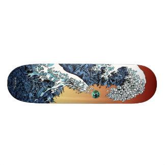 """Emek """"Wave"""" Skateboard"""