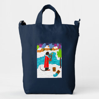 Emelya and the Magic Pike Duck Bag