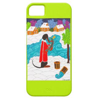 Emelya & the Magic Pike iPhone SE/5/5s Case