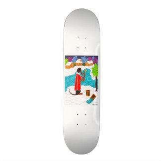 Emelya & the Magic Pike Skateboard Deck