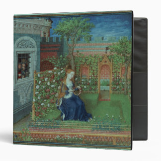 Emelye in her garden The imprisoned knights Palam 3 Ring Binders