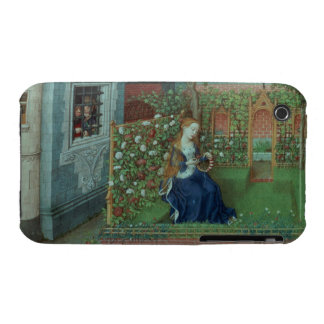 Emelye in her garden. The imprisoned knights Palam Case-Mate iPhone 3 Cases