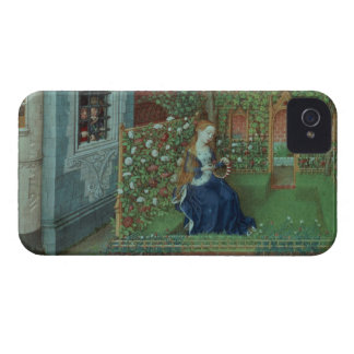Emelye in her garden. The imprisoned knights Palam iPhone 4 Cases