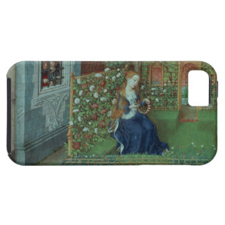 Emelye in her garden. The imprisoned knights Palam iPhone SE/5/5s Case