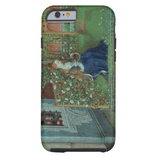 Emelye in her garden. The imprisoned knights Palam Tough iPhone 6 Case