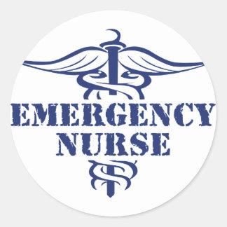 emer nurse stickers