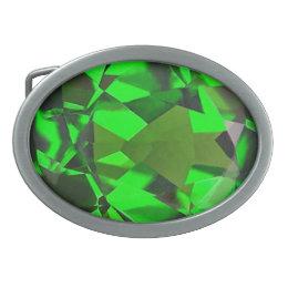 Emerald 1 belt buckle