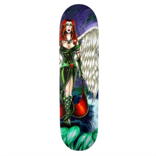 Emerald Angel Skateboard Deck