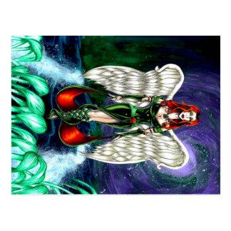 Emerald Angel Standard Post Card