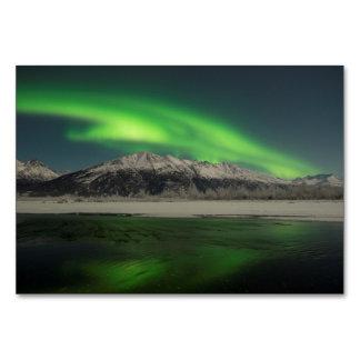 Emerald Aurora Card