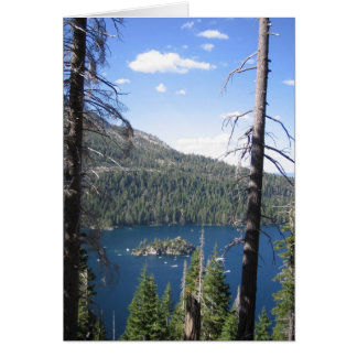Emerald Bay Greeting Cards