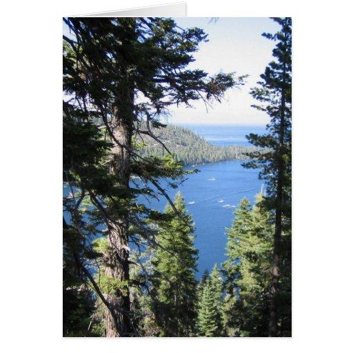 Emerald Bay Card