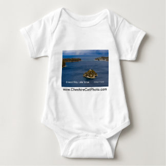 Emerald Bay, Lake Tahoe California Products T-shirt