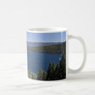 Emerald Bay, Lake Tahoe, California, USA Coffee Mug